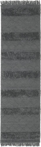 Kelim Berber Ibiza - Lichtgrijs tapijt CVD19400