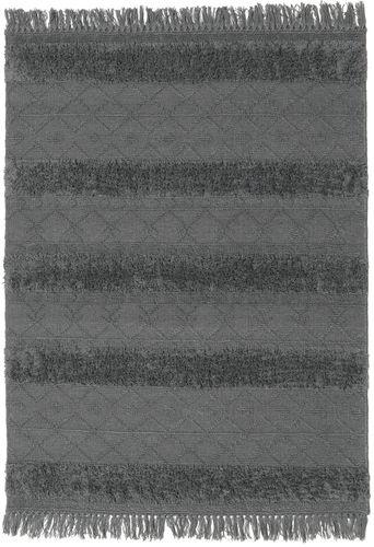 Kelim Berber Ibiza - Mjukt Grå matta CVD19403