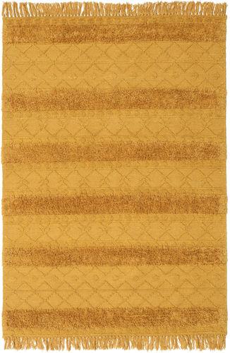 Kilim Berber Ibiza - Mustard Yellow szőnyeg CVD19407