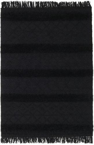 Kilim Berber Ibiza - Carbon Black carpet CVD19415