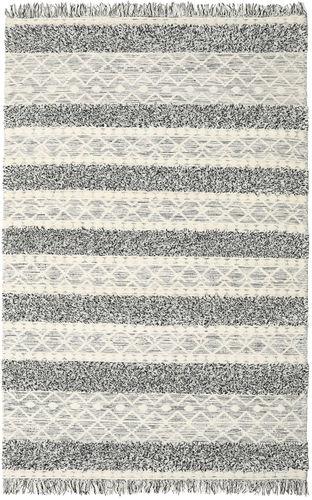 Kilim Berber Ibiza - Fekete és fehér szőnyeg CVD19396
