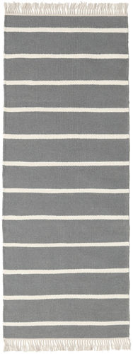 Dhurrie Stripe - Grey carpet CVD19173
