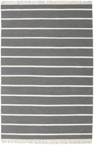 Dhurrie Stripe - Grey carpet CVD19171
