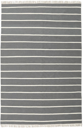 Dhurrie Stripe - Grey carpet CVD19169