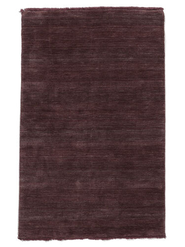 Handloom fringes - Deep_wine carpet CVD19139