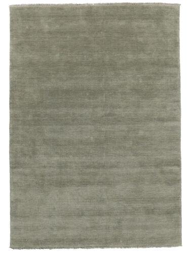 Handloom fringes - Soft Teal matta CVD19132