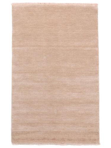 Handloom fringes - Blød rose tæppe CVD19154