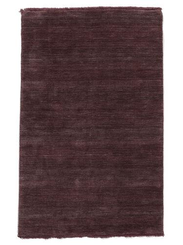 Handloom fringes - Deep Wine carpet CVD19140