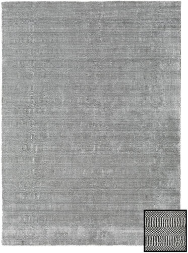 Bamboo Grass - Black_ Grey carpet CVD17023