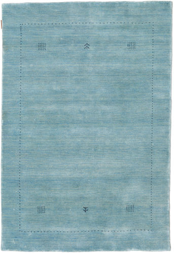 Loribaf Loom Giota - Light Blue rug CVD18056