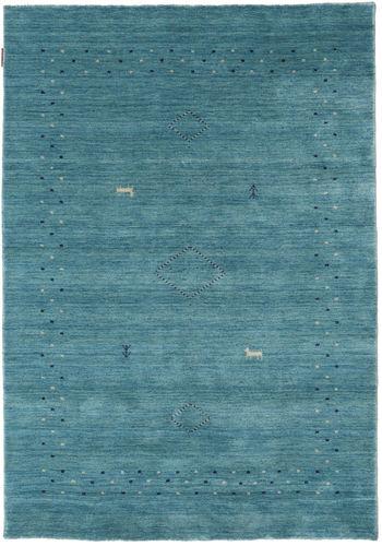 Alfombra Loribaf Loom Alfa - Azul CVD18316