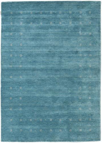 Loribaf Loom Delta - Blå teppe CVD18304