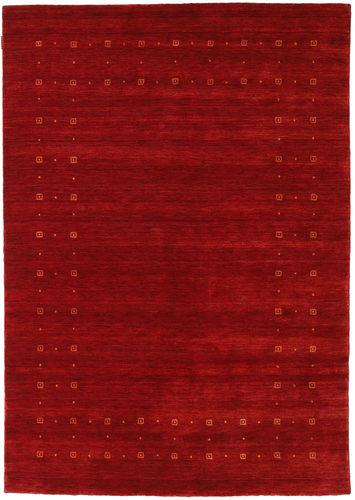 Loribaf Loom Delta - Rød teppe CVD17924