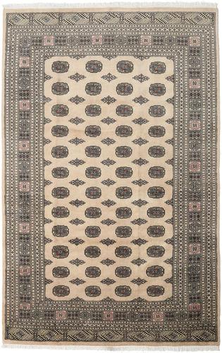 Pakistan Bokhara 2ply carpet RXZN435