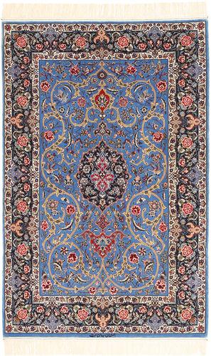 Tappeto Isfahan ordito in seta AXVZZZY5