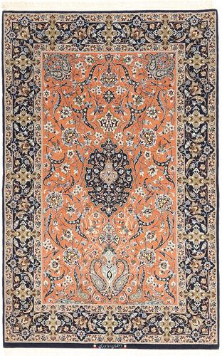 Tappeto Isfahan ordito in seta AXVZZZY3