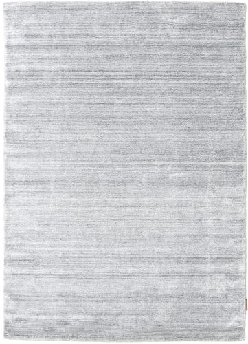 Bamboo silke Loom - Grå teppe CVD20032