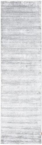 Bamboo selyem Loom - Szürke szőnyeg CVD20033