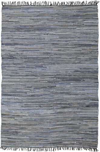 Sonja Jute - Denim Μπλε χαλι CVD20263