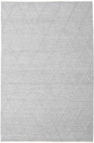 Svea - Sølvgrå teppe CVD20195