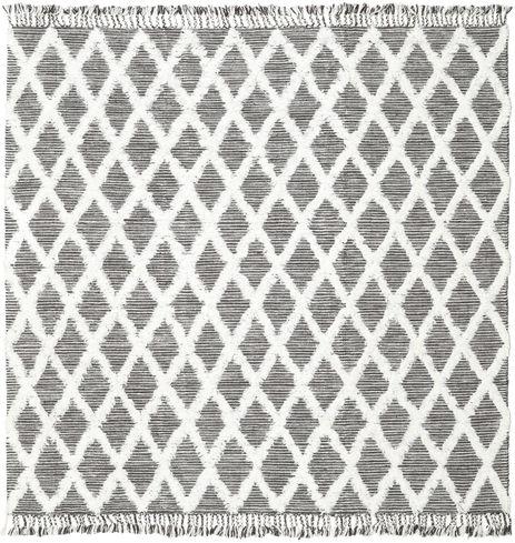 Inez - Black / White carpet CVD20101