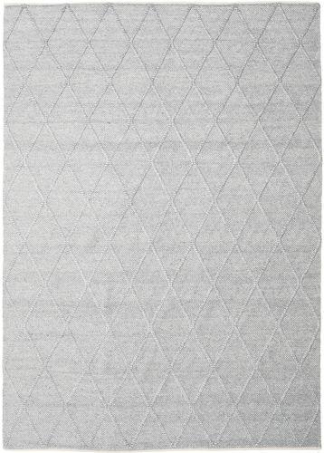Svea - Silbergrau Teppich CVD20193