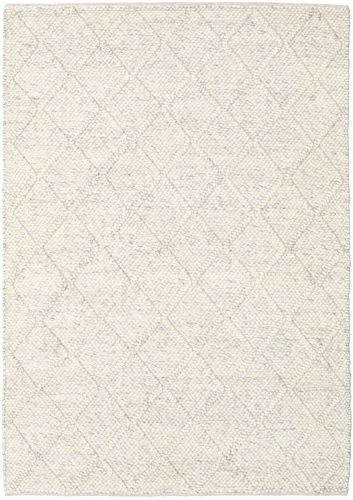 Rut - Eisgrau Melange Teppich CVD20212