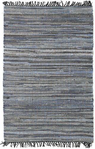 Sonja Jute - Denim Sininen-matto CVD20261
