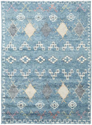 Zaurac - Blau grau Teppich CVD20150