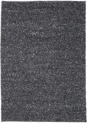 Bubbles - Melange Zwart tapijt CVD20652