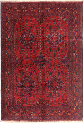 Alfombra Afghan Khal Mohammadi ANL323