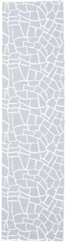 Terrazzo - Γκρι / White χαλι CVD21811