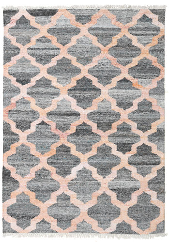 Kathi - grau / Coral Teppich CVD21041