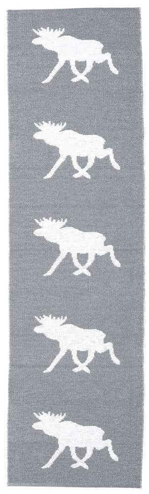 Sweden Grey 70x250 Carpetvista