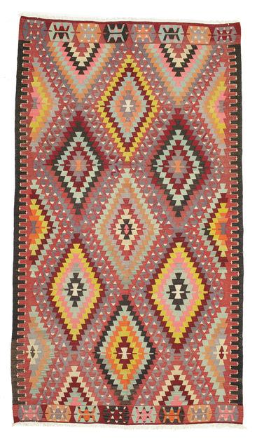 Kelim halbantik Turkey 186×335  CarpetVista
