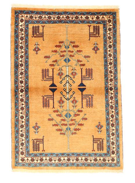 Kashkuli Gabbeh 105×154  CarpetVista