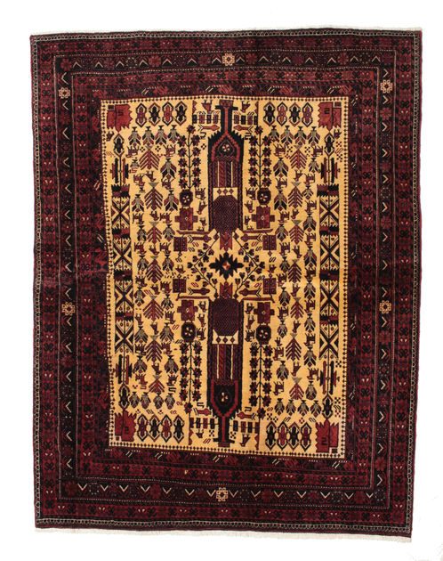 afshar 167x213 carpetvista. Black Bedroom Furniture Sets. Home Design Ideas