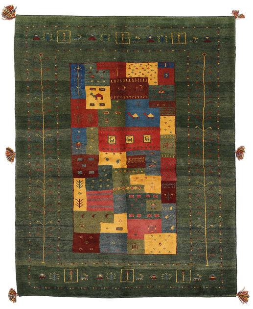 Gabbeh Persisch 160×205  CarpetVista