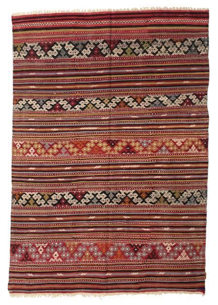 Kilim semi antichi turchi 187x266 carpetvista - Tappeti turchi vintage ...