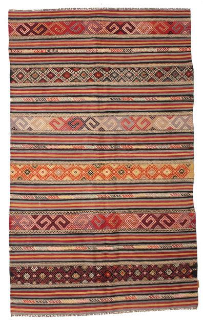 Kilim semi antichi turchi 166x268 carpetvista - Tappeti turchi vintage ...