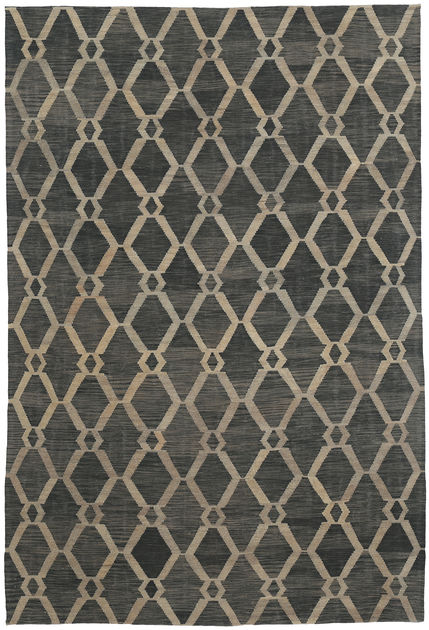 kelim modern 191x291 carpetvista. Black Bedroom Furniture Sets. Home Design Ideas