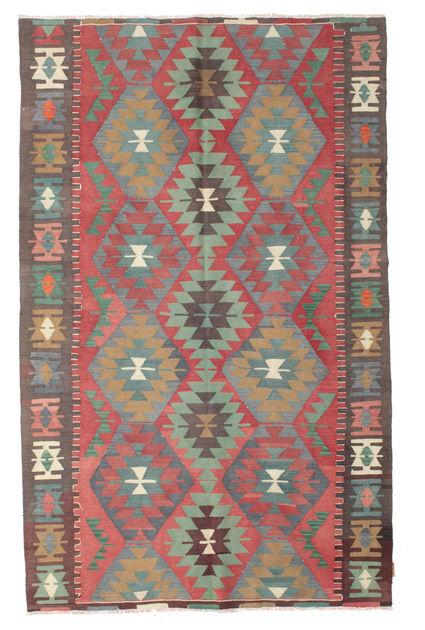 Kilim semi antichi turchi 162x259 carpetvista - Tappeti turchi vintage ...