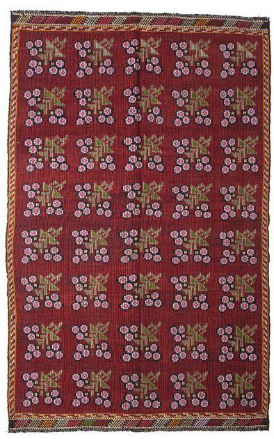 Kilim semi antichi turchi 194x308 carpetvista - Tappeti turchi vintage ...