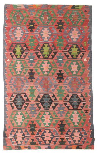 Kilim semi antichi turchi 190x302 carpetvista - Tappeti turchi vintage ...
