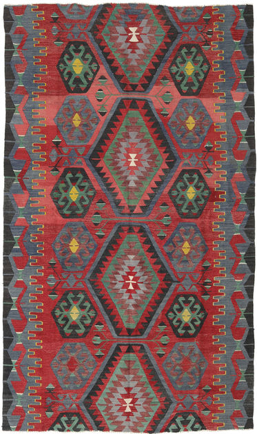Kilim turquia 152x256 carpetvista for Tapete turkis