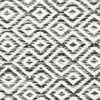 Kilim Goose Eye - Goose Eye Black / Grey