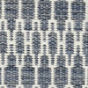 Kilim Long Stitch - Blue