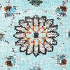Vega Sari zijde - L.Blue
