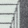 Diagonal - Schwarz / grün
